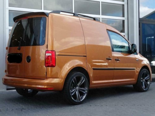 Spoilers Caddy achter